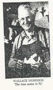 Wallace Murdoch