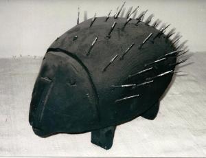 """porcupine"" by Garnet McPhail"