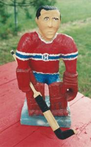 Andre's Montreal Canadien goalie