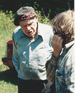 Bill loved visitors