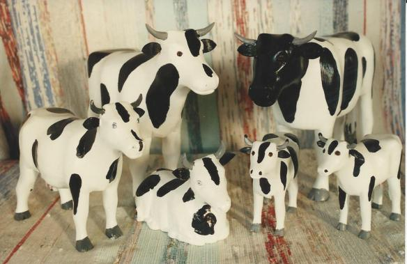 various cow models