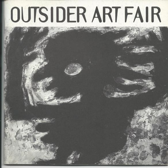 1996 Outsider Art Fair catalogue