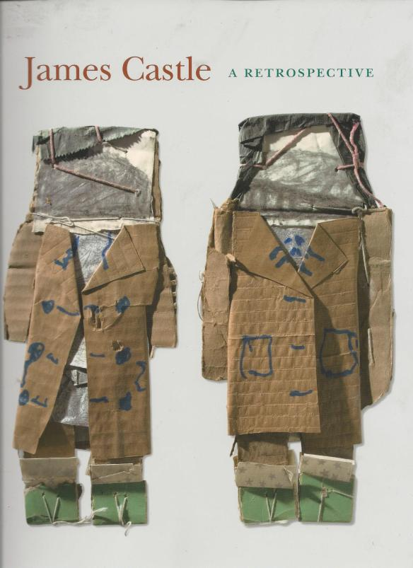 cover of the James Castle book